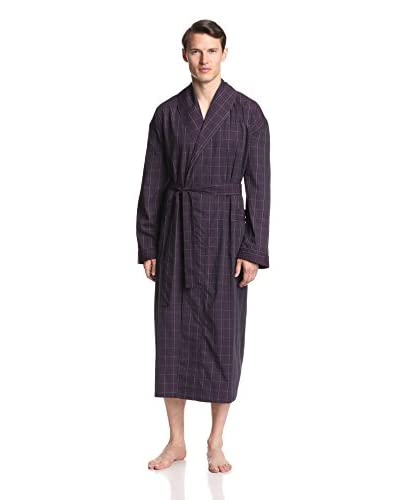Ike Behar Men's Shawl Collar Robe
