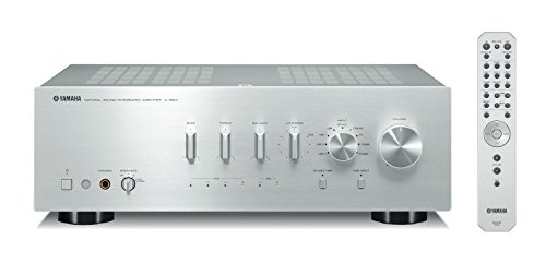 Yamaha A-S801SL Natural Sound Integrated Stereo Amplifier (Silver)
