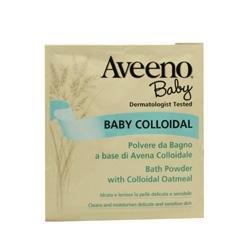 Baby colloidal polvere bagno aveeno 10x15gr - Aveeno baby colloidal polvere da bagno ...