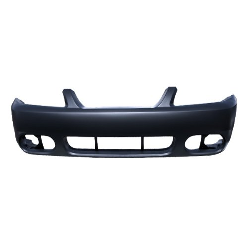 CarPartsDepot, Front Bumper Cover Primed Plastic Unpainted, 352-18579-10-PM FO1000533 2R3Z17D957BA (Cobra Bumper Cover compare prices)