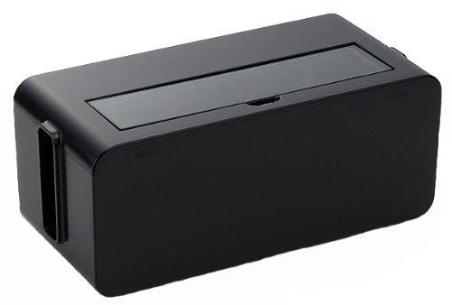 テーブルタップボックス ブラック 483076