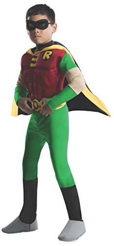 Deluxe Muscle Robin Costume