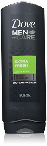 Dove Men + Care Body and Face Wash, E…