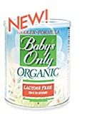 SAVE $92.35 - Baby's Only Toddler Formula, Lactose Free (95% Organic), 12.7-Ounce $27.17