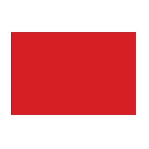 Canada Red Solid Flag 3x5ft Nylon
