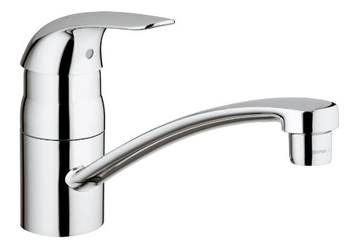 efe51427dec Best Price For GROHE 31341000 Start Eco Single-Lever Kitchen Tap ...
