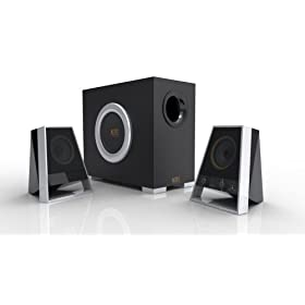 31qvzlyEgqL. SL500 AA280  Altec Lansing VS2621 2.1 Channel Speaker System   $34 Shipped
