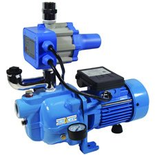 Bur-Cam 15 GPM 3/4 HP Cast Iron Shallow Well Dual App. Pump (Booster & Tankless Jet Pump) - 506232S