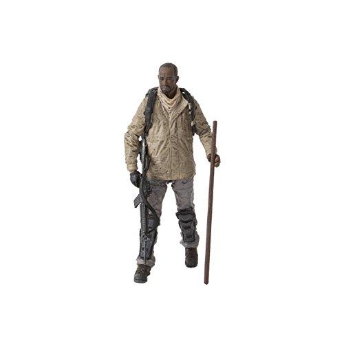 ザ・ウォーキング・デッド アクションフィギュア TVシリーズ 8 モーガン The Walking Dead TV Series 8 Morgan Jones Action Figure [並行輸入品]