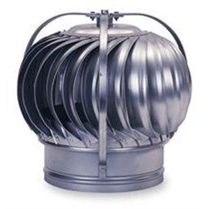 """4"""" Galvanized Turbine Ventilator"""