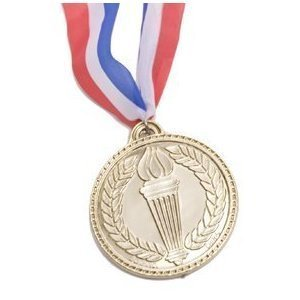 Gold Medals (12pc/ 2 inch diameter) by Avner-Toys