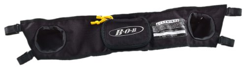Bob Handlebar Console For Duallie Strollers, Black