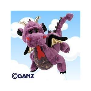 Emperor Dragon Plush