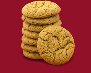 Archway Ginger Snaps Cookies, 13.0-Oz Bags (Pack of 12)