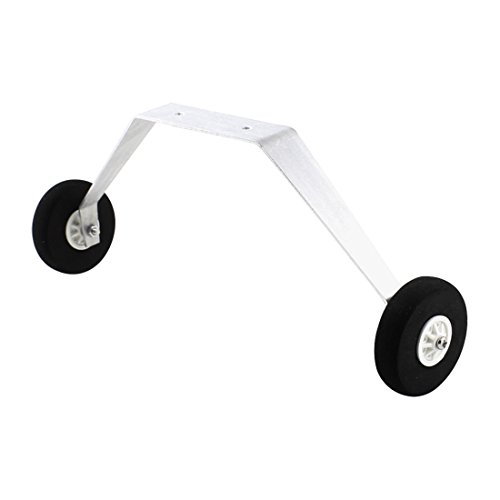 RC Remote Control Plane DIY Spare Parts Main Landing Gear Assemply - 1