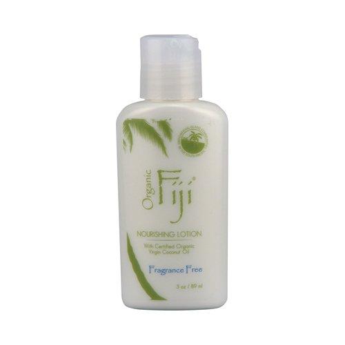 Coconut Lotion Fragrance Free 3 Ounces