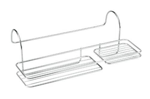 Metaltex - Ripiano portaspugna e sapone da cucina
