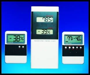 Digital Hygrometer by Cardinal Health
