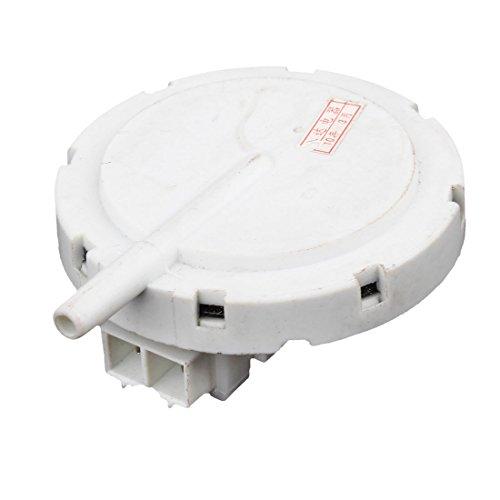 5Cm Diameter Plastic Washing Machine Turning Knobs Light Gray front-624909