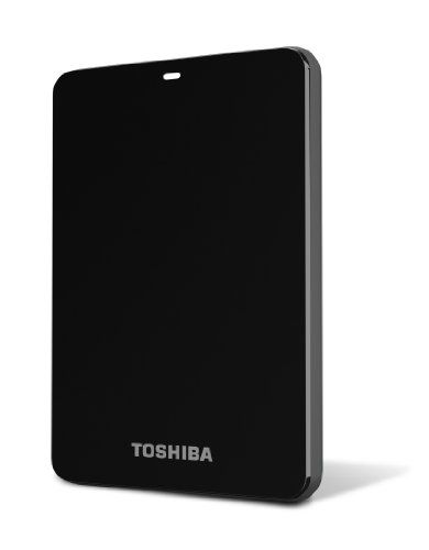 Toshiba Canvio 750 GB USB 3.0 Portable Hard Drive - HDTC607XK3A1 (Black)