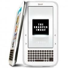 The Sharper Image Literati 7-in. eReader [Toy] at Electronic-Readers.com