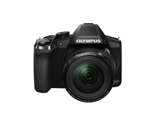 Olympus Stylus SP-100 IHS 16 MP Digital Camera Big Discount
