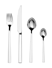 24 Piece Metro Cutlery Set
