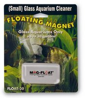 Gulfstream Tropical Agu030Sm Mag-Float Glass Aquarium Cleaner, Small