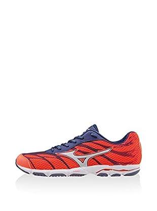 Mizuno Zapatillas de Running Wave Hitogami 3 (Rojo)