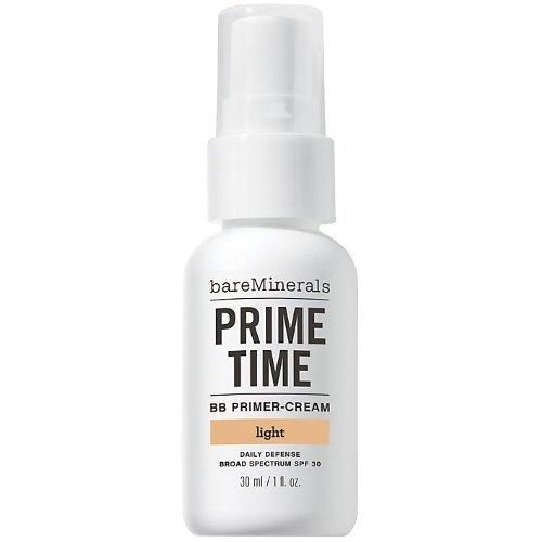 Bare Minerals BB Primer Cream Daily Defense Broad Spectrum SPF 30 Light 1 oz by Bare Escentuals (Bare Escentuals Bb Cream compare prices)