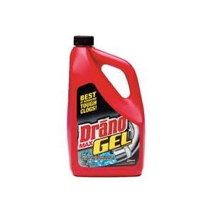 Drano Max Gel Drain Cleaner Drain Cleaner