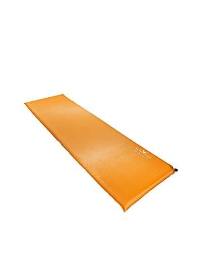 Black Crevice Colchón De Aire Autoinflable Naranja