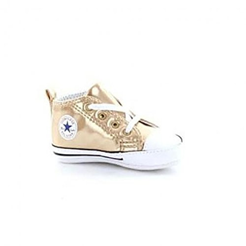 CONVERSE 855121C FIRST STAR GOLD SNEAKERS Bambina GOLD 17