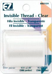 Invisible Nylon Thread 500 Yards-Clear