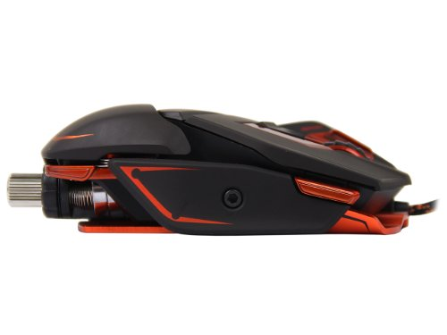 Mad Catz, M.M.O.7, Gaming Mouse, for PC, for Mac, mad catz mouse