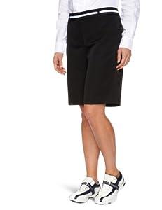 Tommy Hilfiger Women's Arielle Poly Short - Black, Size 10