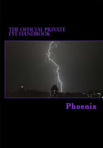 The Official Private Eye Handbook: Featuring Brick Stone, Private Eye (City of Magick)