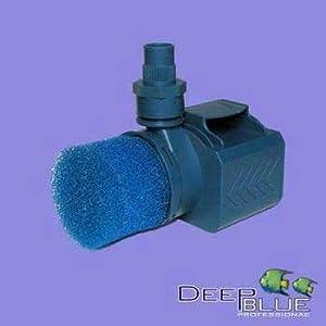 Deep Blue Professional ADB40004 Triton 4-Dual Pump for Aquarium, 1050 GPH