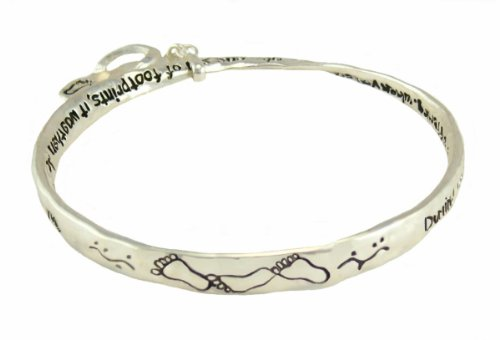 Bracelet - B358 - Bangle Style Engraved with