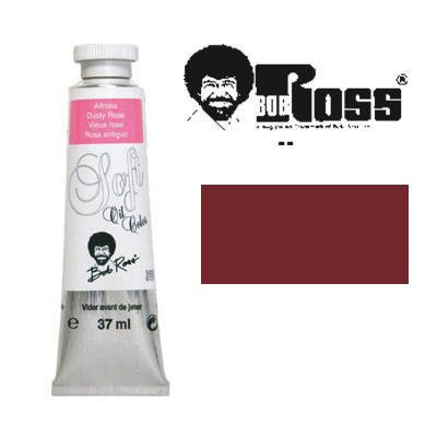Lukas - Bob Ross Blumen-Soft-Ölmalfarben 37 ml Alizarinkarmesin