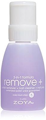 ZOYA Remove Plus in Big Flipper Bottle, 8 fl. oz.