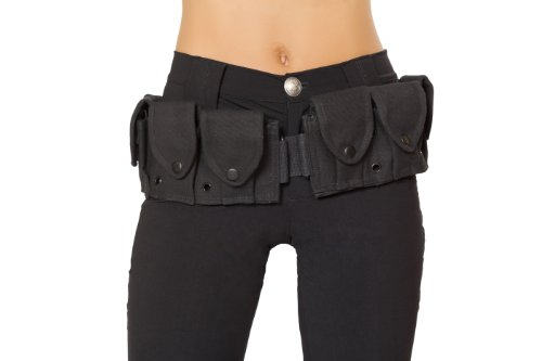 Roma Costume Women's Belt with Pouches