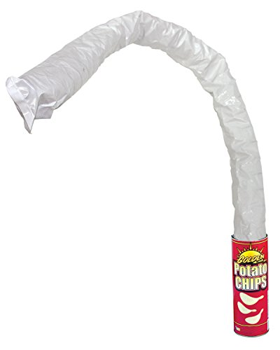 Potato Chip Snake Can