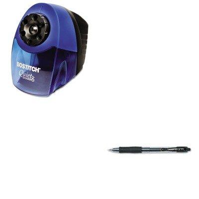 KITBOSEPS10HCPIL31020 - Value Kit - Stanley Bostitch Quiet Sharp 6 Commercial Desktop Electric Pencil Sharpener (BOSEPS10HC) and Pilot G2 Gel Ink Pen (PIL31020) (Stanley Bostitch Quiet Sharp 6 compare prices)