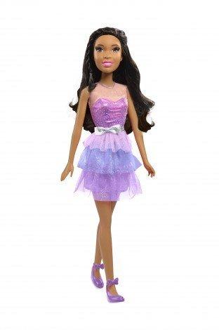 "Barbie Best Fashion Friend Doll 28"" Super Sized!! by Barbie"
