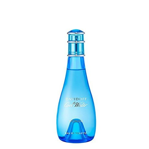 Davidoff Cool Water Woman Eau de Toilette, Donna, 100 ml