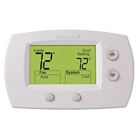Honeywell TH5220D1003 Non-Programmable Thermostat Digital