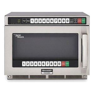 Microwave, Professional, 1200 Watts, Ss