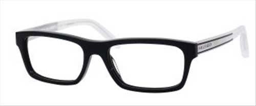 Eyeglasses Tommy Hilfiger T_Hilfiger 1093 0Y6C Black Matte Crystal