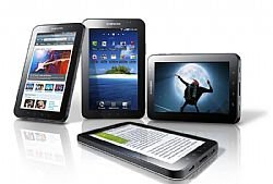 Samsung P1000 Galaxy Unlocked TAB 2.2 with 3MP Camera, 7-Inch Touchscreen, 16GB Memory,US 3G 850/1900/2100 UMTS